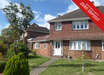 Thumbnail 4 bed property to rent in Pipers Croft, Dunstable