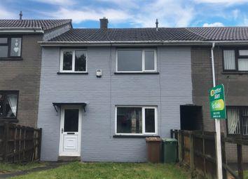 Thumbnail 3 bedroom terraced house for sale in Ty Llwyd Walk, Aberbargoed, Bargoed