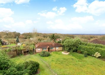 Thumbnail 3 bed detached house for sale in Beacon Hill Road, Ewshot, Farnham, Hampshire
