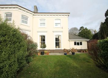 Thumbnail 2 bed end terrace house for sale in Mannamead Avenue, Plymouth