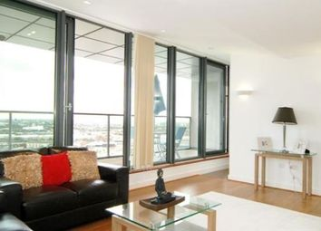 Thumbnail 3 bed flat to rent in Blackwall Way, Poplar