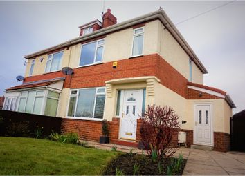 Thumbnail 3 bed semi-detached house for sale in Sandway, Leeds