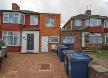 Thumbnail 1 bed terraced house for sale in Angus Gardens, London