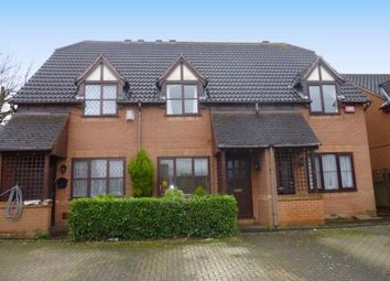 Thumbnail 2 bed terraced house to rent in Hunsdon Close, Milton Keynes
