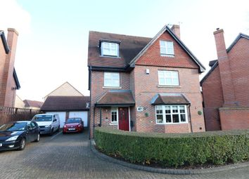 Thumbnail 5 bed detached house for sale in Deer Park Way, Waltham Abbey, Essex