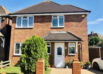 3 bed detached house for sale in Saxon Road, Ashford, Middlesex TW15