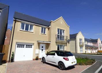 Thumbnail 5 bed detached house for sale in Warren Close, Main Road, Hutton, Weston-Super-Mare