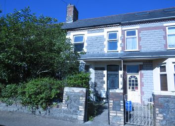 Thumbnail 4 bed terraced house for sale in St. Augustines Place, Penarth