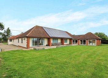 Thumbnail 5 bedroom barn conversion for sale in Market Weston, Diss, Suffolk