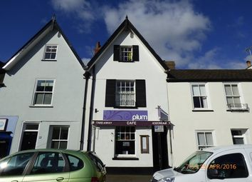 Thumbnail 2 bed flat to rent in Fore Street, Topsham, Exeter