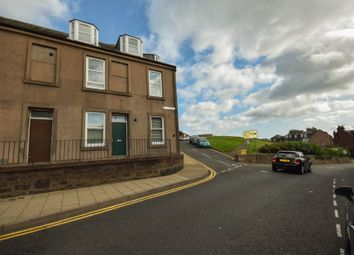Thumbnail 3 bed flat to rent in Hill Terrace, Arbroath, Angus