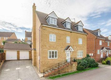 Thumbnail 5 bed detached house for sale in Hunt Close, Wellingborough