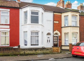 Thumbnail 3 bed terraced house for sale in Century Road, Great Yarmouth