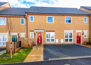 Thumbnail 3 bed terraced house for sale in Cambria Walk, Charlotte Street, Sittingbourne, Kent