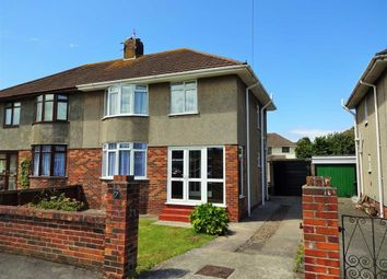 Thumbnail 3 bed semi-detached house to rent in Newbourne Road, Weston-Super-Mare