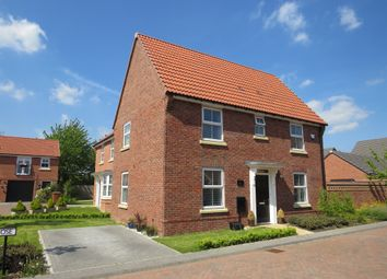 Thumbnail 3 bed detached house for sale in Magnolia Close, Woodhall Way, Beverley