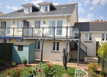 Thumbnail 3 bed semi-detached house for sale in Teign Court, Bishopsteignton, Teignmouth, Devon