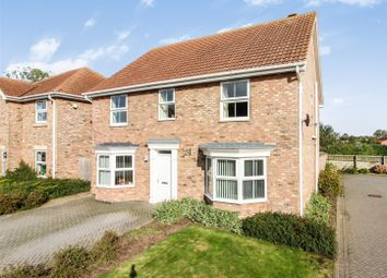 Thumbnail 4 bed detached house for sale in High Garth, Beeford, Driffield