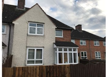 Thumbnail 3 bed semi-detached house for sale in Hillary Place, Braunstone