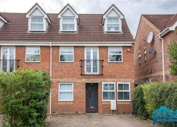 Thumbnail 4 bedroom semi-detached house for sale in Darlands Drive, Barnet, Hertfordshire