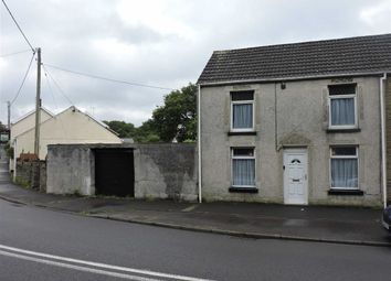 Thumbnail 3 bed end terrace house for sale in Swansea Road, Pontlliw, Swansea