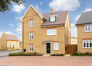 "Thumbnail 3 bedroom semi-detached house for sale in ""Queensville"" at Southern Cross, Wixams, Bedford"