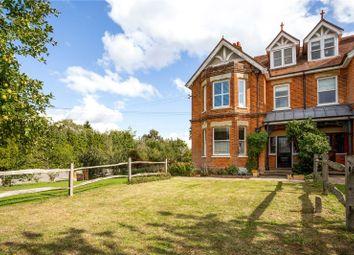 Thumbnail 3 bed flat for sale in Hillcrest, Guildford Road, Farnham, Surrey