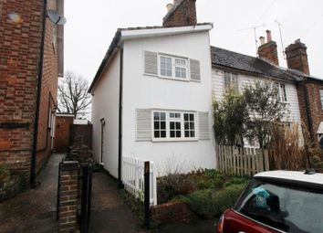 Thumbnail 2 bedroom terraced house to rent in Chipstead Lane, Sevenoaks