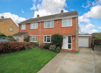 Thumbnail 3 bed semi-detached house for sale in Middletune Avenue, Sittingbourne