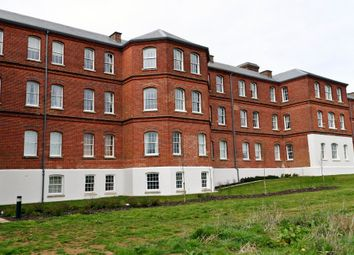 Thumbnail 2 bedroom flat for sale in Serotine Close, Knowle, Fareham