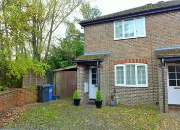 Thumbnail 2 bed semi-detached house to rent in Highland Drive, Ancells Farm, Fleet