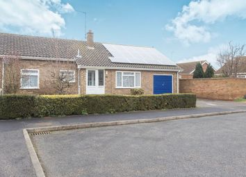 Thumbnail 3 bed detached bungalow for sale in Pine Close, Snettisham, King's Lynn