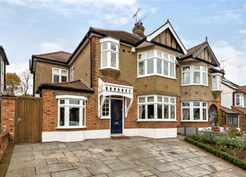 Thumbnail 4 bedroom semi-detached house for sale in Northumberland Road, New Barnet