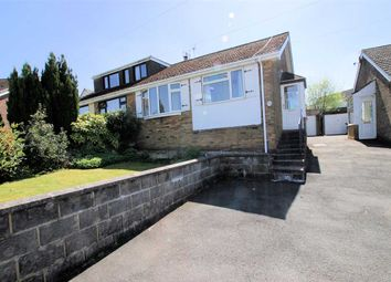 Thumbnail 2 bed semi-detached bungalow for sale in Moss Park Avenue, Werrington, Stoke On Trent