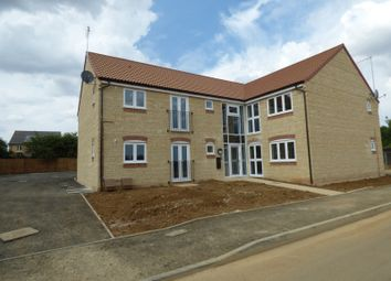 Thumbnail 2 bed flat to rent in Stud Road, Barleythorpe, Oakham