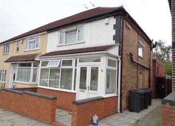 Thumbnail 3 bed semi-detached house for sale in Underhill Road, Alum Rock, Birmingham