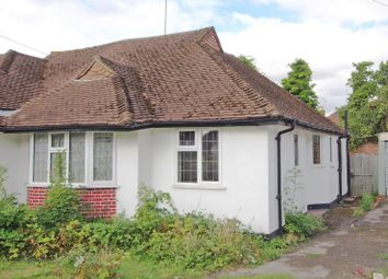 Thumbnail 2 bed bungalow for sale in Portway, Ewell Village