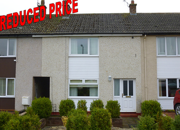 Thumbnail 2 bedroom terraced house for sale in 4 Newton Road, Lochside, Dumfries