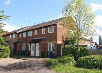 Thumbnail 2 bed end terrace house to rent in Daintry Close, Harrow
