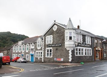 Thumbnail Pub/bar for sale in Bute Street, Treprchy