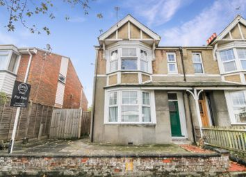 Thumbnail 2 bedroom flat to rent in St. Pauls Road, Chichester