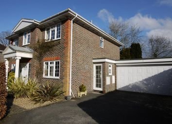 Thumbnail 4 bed detached house for sale in Montague Gardens, Petersfield