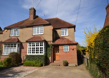 Thumbnail 3 bed semi-detached house for sale in Lowndes Avenue, Chesham