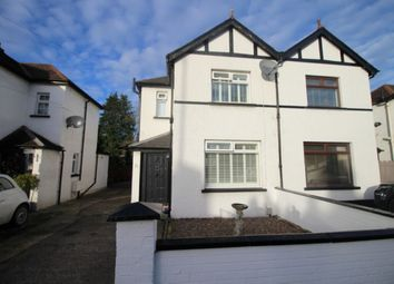 Thumbnail 3 bed semi-detached house for sale in Upper Lisburn Road, Finaghy, Belfast