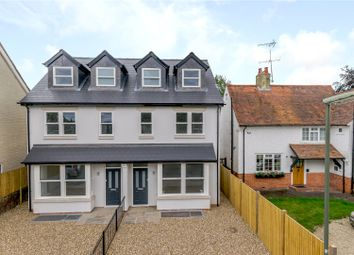 Thumbnail 4 bedroom semi-detached house for sale in Alfred Road, Farnham, Surrey