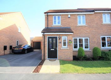 Thumbnail 3 bed semi-detached house for sale in 14 Milford Way, South Milford, Leeds
