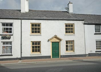 Thumbnail 2 bed terraced house to rent in Almshouse Street, Monmouth