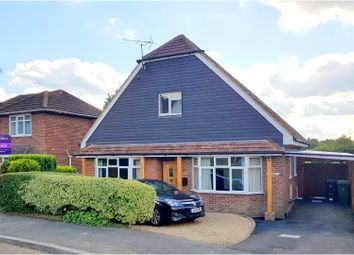Thumbnail 4 bed detached house for sale in Mount Pleasant Close, Lightwater