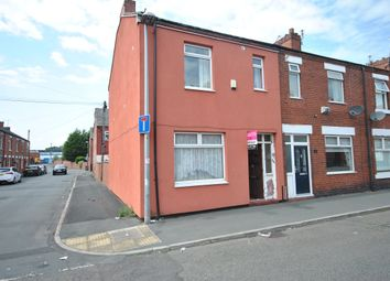 Thumbnail 3 bed end terrace house for sale in Station Road, Eccles Manchester