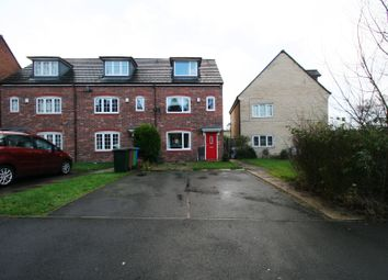 Thumbnail 4 bed terraced house for sale in George Street, Hurstead, Rochdale
